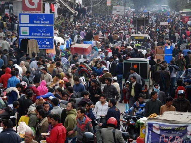 Pakistan has world's 6th largest population