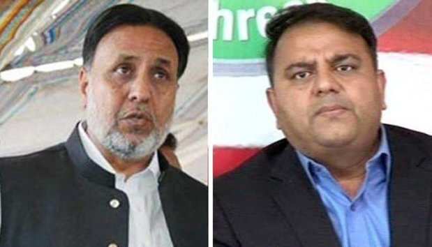 Divide in PTI or a U-turn: party split on nominaton of Orya as