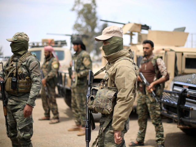 Islamic State defeated, US-backed SDF says